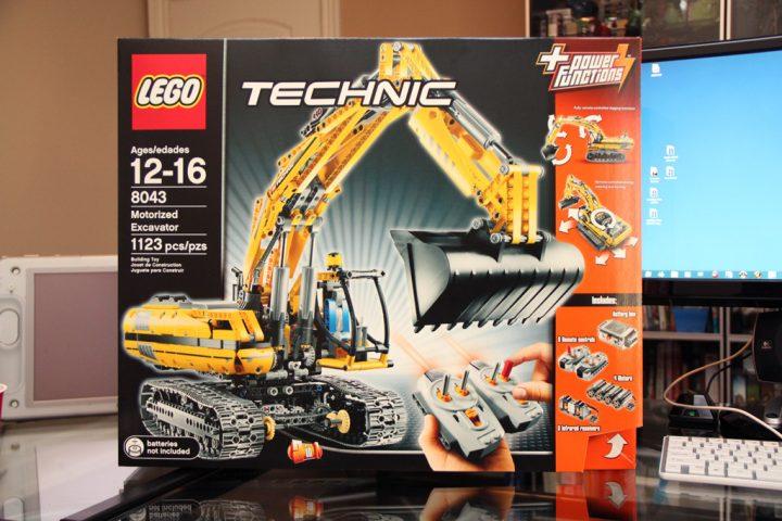 LEGO TECHNIC #8043