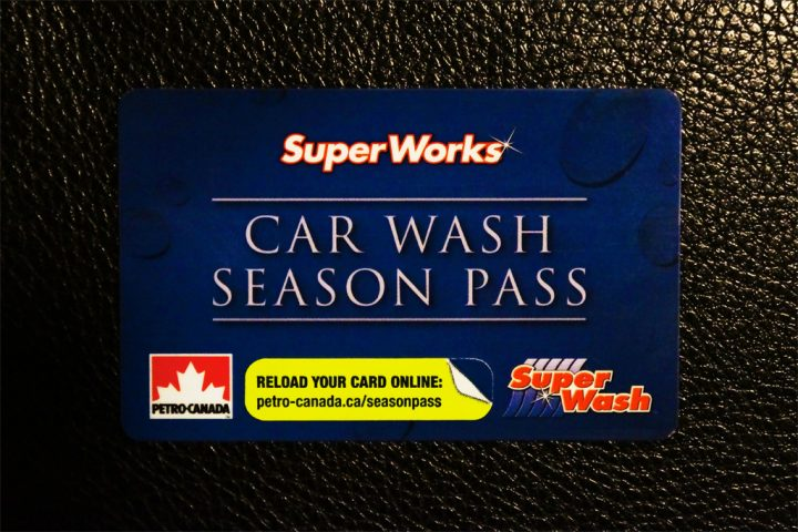 Petro Canada - SuperWorks Car Wash Season Pass