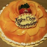 Happy Birthday Regina &Tony