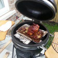 Ceramic Charcoal BBQ