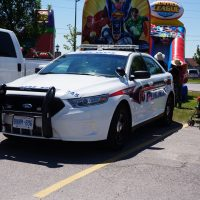 new police car