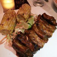 Grilled Pork Back Ribs