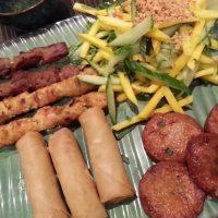 thai villa platter