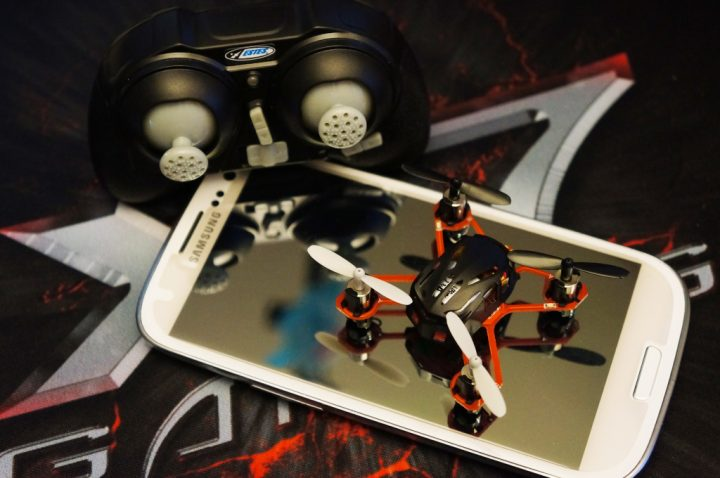 ESTES proto X nano quadcopter