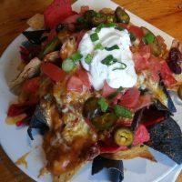 gigantic size nachos dip