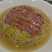 紅燒火腿大白菜